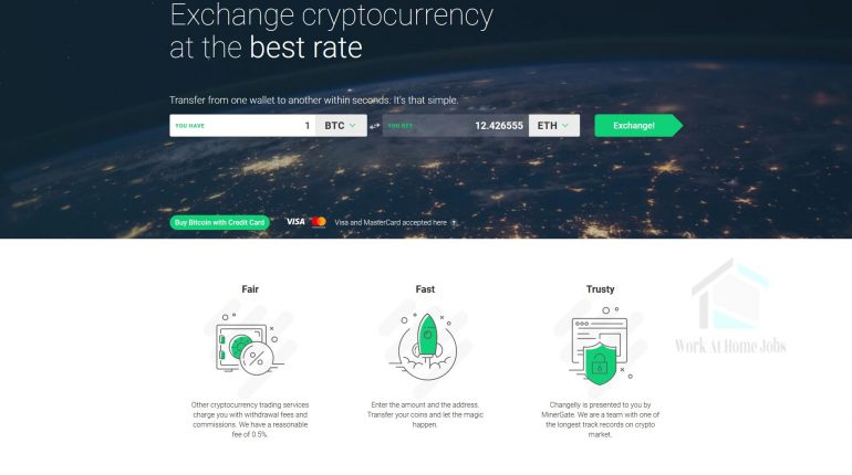 best cryptocurrency exchange using credit card